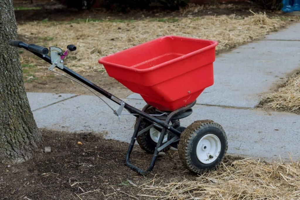 tool that helps with seeding
